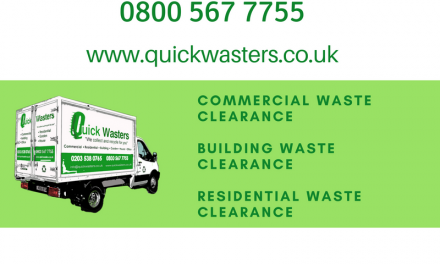 Same Day Rubbish Removal In London By Quick Wasters