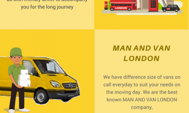 Big Yellow Express Man & Van Services in London
