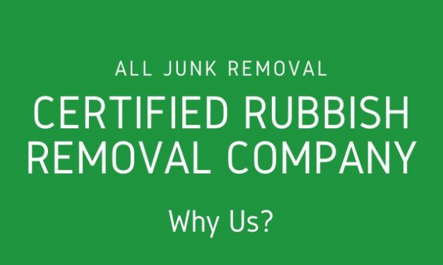 The Best Certified Rubbish Removal Company In London